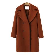 Fashion Coat Women Plus Size Women's Coat Abrigos Mujer Invierno 2019 New Hot Sale Women Clothing Manteau Femme Winter Coat 2019