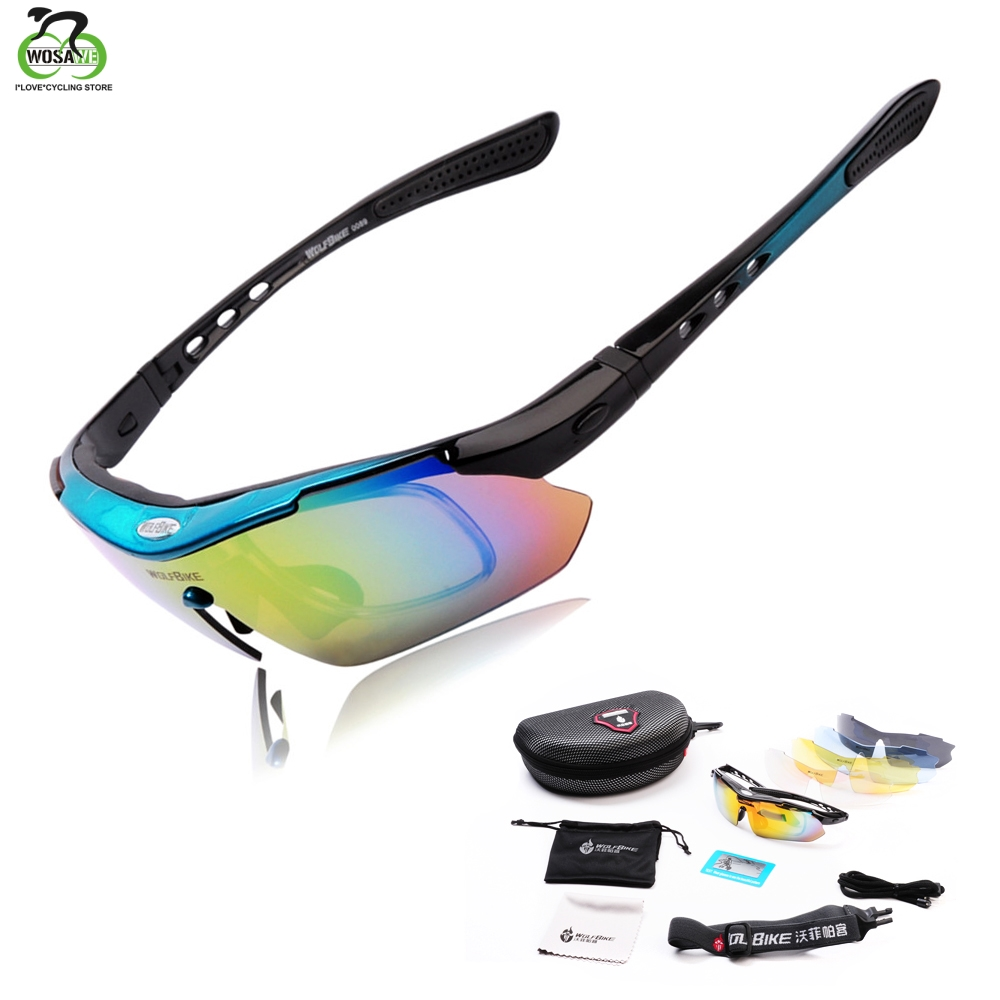 Photochromic Sunglasses,Unisex Riding Glasses Windproof UV Protective Sunglasses Road Mountain Bike Glasses for Outdoor Sport Cycling Driving,3 Color Optional