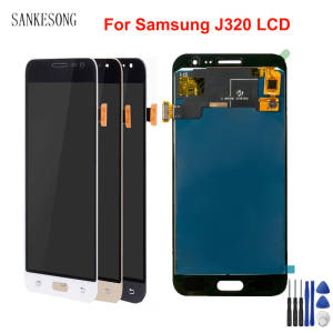 Digitizer-Assembly Lcd-Display Touch-Screen J320 Samsung Galaxy Replace