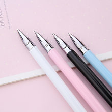 Por Origional Design Metal Gel Pen Exquisite Unicorn Shape Super Retail Stores for Students BEEKING(China)