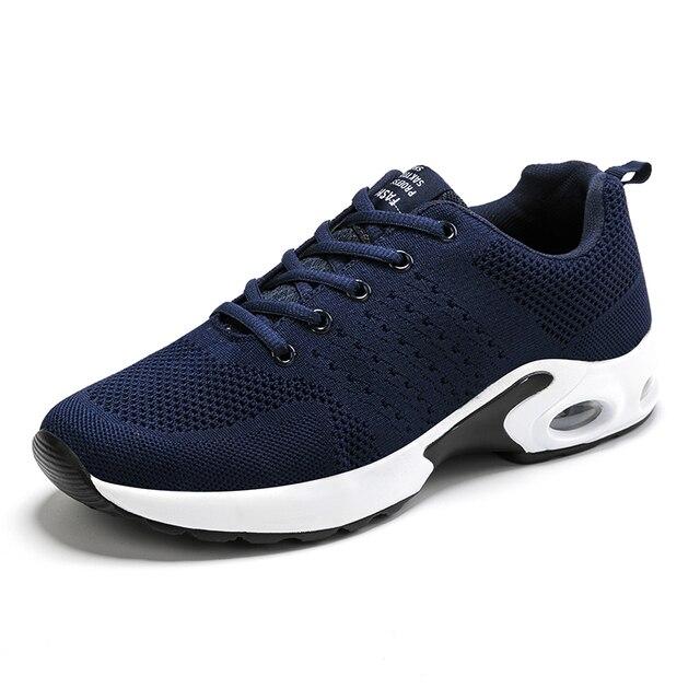 Big Size 36-45 Men Running Shoes Spring