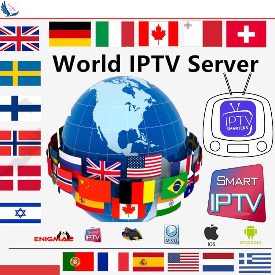 Europe IPTV Subscription  France UK German Arabic Dutch Sweden French Poland Portugal USA Smart TV IPTV M3U 8000 Live