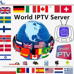Europe IPTV Subscription France UK Germa