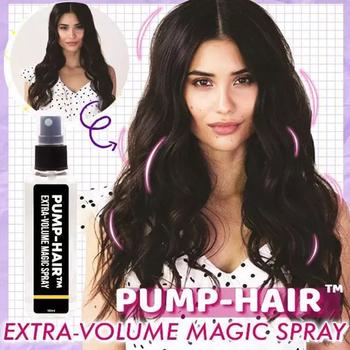 30ml Magic hair Spray żel do stylizacji włosów dodatkowa objętość Spray do włosów Voluming Spray puszysty żel do stylizacji włosów żel do stylizacji włosów długotrwałe włókna do włosów Spray tanie i dobre opinie FOCALLURE CN (pochodzenie) Styling hair spray Fluffy Volumizing Hair Spray Hair Styling Spray Hair Fibers Spray Hair Styling Gel