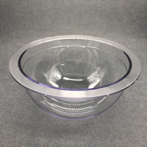 Image 3 - OwlCat Acrylic Dome 7inch Clear Thick Hemisphere Plastic Domes and Spheres 180mm x 93.4mm
