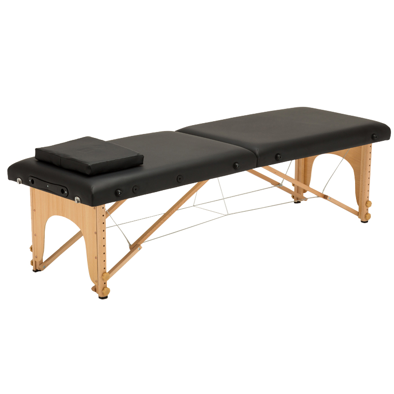 Multifunctional Folding Massage Bed Beauty Bed Portable Household Massage Bed Moxibustion Physiotherapy Bed Embroidery Bed