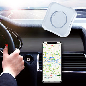 Image 1 - Magia Universale Del Telefono Mobile Del Supporto Per Il telefono A Mano Bastone Nano Tecnologia Nero Bastone di Mano StickerFree Adesivi Veloce Tipo di Pasta