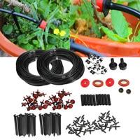 23m Micro Drip Bewässerung Bewässerung Automatische System Kit für Anlage Garten Gewächshaus Bewässerungs-Kits    -