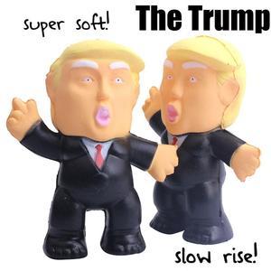 Trump Squishy Joke gadget Anti