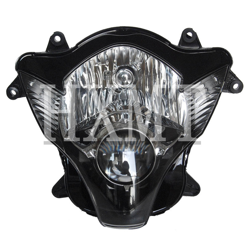 for Suzuki <font><b>GSXR</b></font> GSX-R <font><b>600</b></font> 750 K6 2006 2007 Motorcycle Front Headlight Head <font><b>Light</b></font> Lamp Headlamp Assembly GSXR750 GSXR600 image