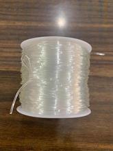 CHONGAI 1,0 мм, блестящая яркая белая нить для рукоделия, ожерелье, браслет, украшения, аксессуары, украшения, 45 м