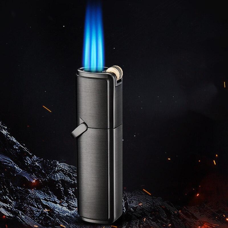 Купить jobon металлический газовый флинт зажигалка jet бутан шлифовальный