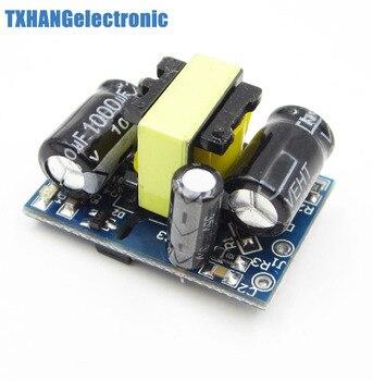 цена на 10PCS AC-DC 5V 700mA 3.5W Power Supply Buck Converter Step Down Module buck module ac-dc diy electronics