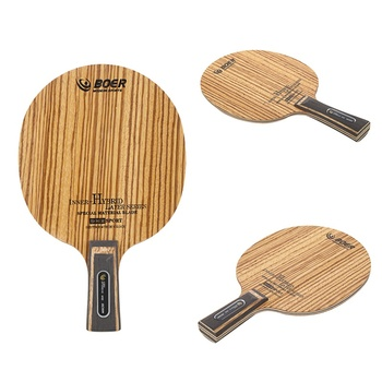 Table Tennis Racket Bottom Handle (Pen-Hold Grip) Lightweight Durable Ping Pong Racket Blade Table Tennis Accessories 1