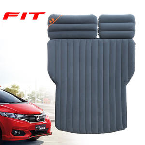 Car inflatable bed flocking fabric car inflatable mattress 64 points Free shipping