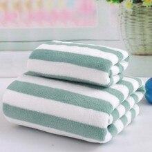 35x75cm 70x140cm 2 pces toalha de banho grossa para adultos absorvente de secagem rápida spa corpo envoltório rosto toalhas de cabelo pano de praia velo coral