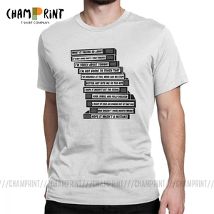 B'99 Sex Tapes T-Shirts for Men Brooklyn 99 Brooklyn Nine Nine Jake Peralta Vintage Tees O Neck Cotton Clothes Gift T Shirt Tops