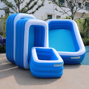 Hot Sale Inflatable Swimming Pool Children Ocean Pool Baby Bath Swim Tubs Plus Size Large PVC Kids Swimming Pools Eco-friendly