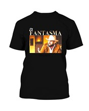 VinaTee El Fantasma 68 camiseta con capucha (1) negro