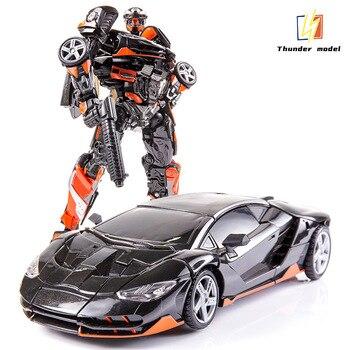 цена на Transformation TH-01 DX9 DX-9 K3 KO La Hire Rodimus Hot Rod Soul MPM level TH01 Action Figure Robot Model Toys With Box