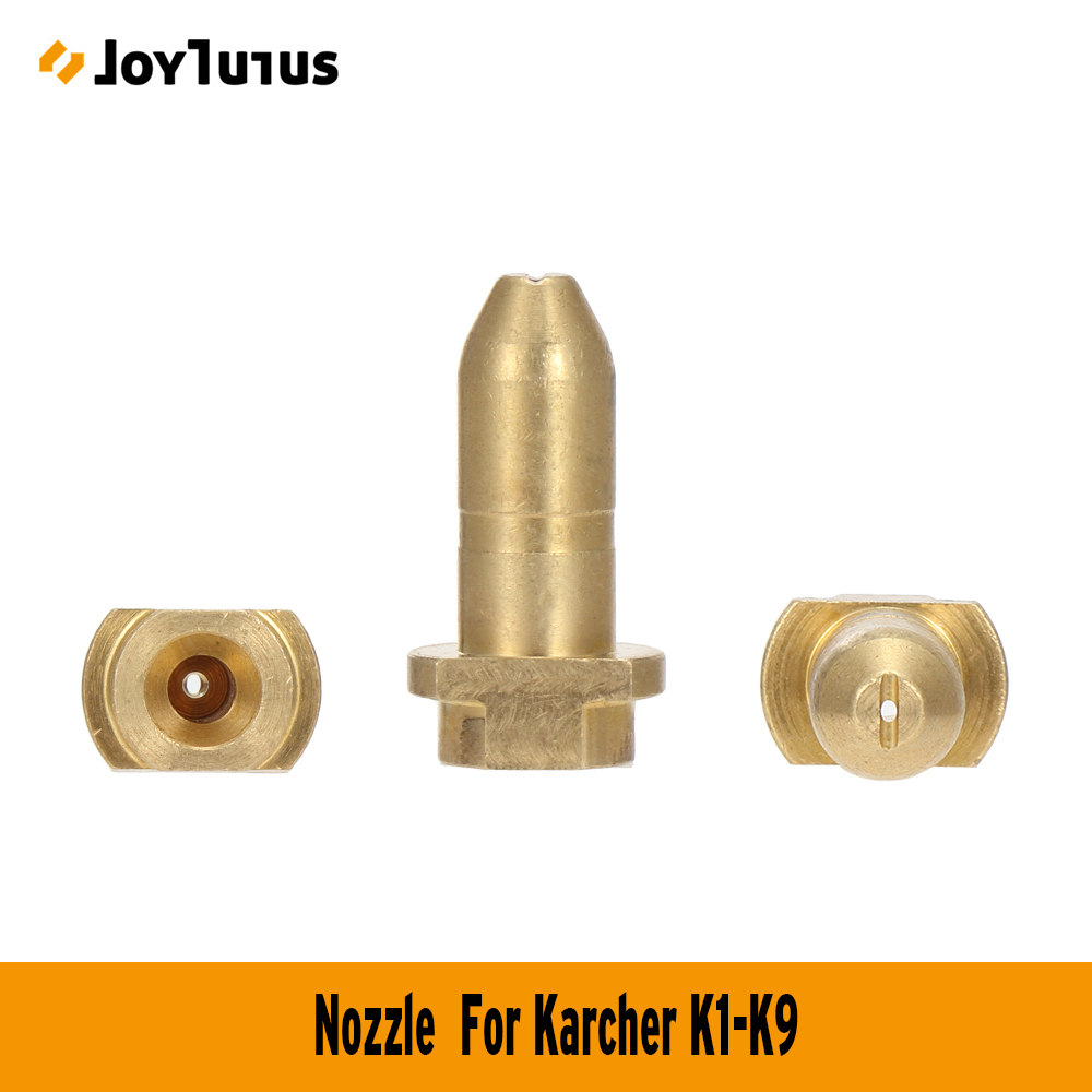 K5 Brass Nozzle Brass Adapter For Karcher K1-K9 Spray Rod Washer Accessories Replacement K1 K2