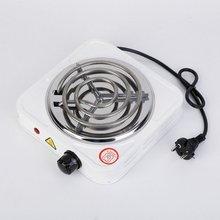Электрическая угольная зажигалка, 1000 Вт, портативный кальян, водная труба, горелка, электрическая плита с нагревателем, углеродная печь