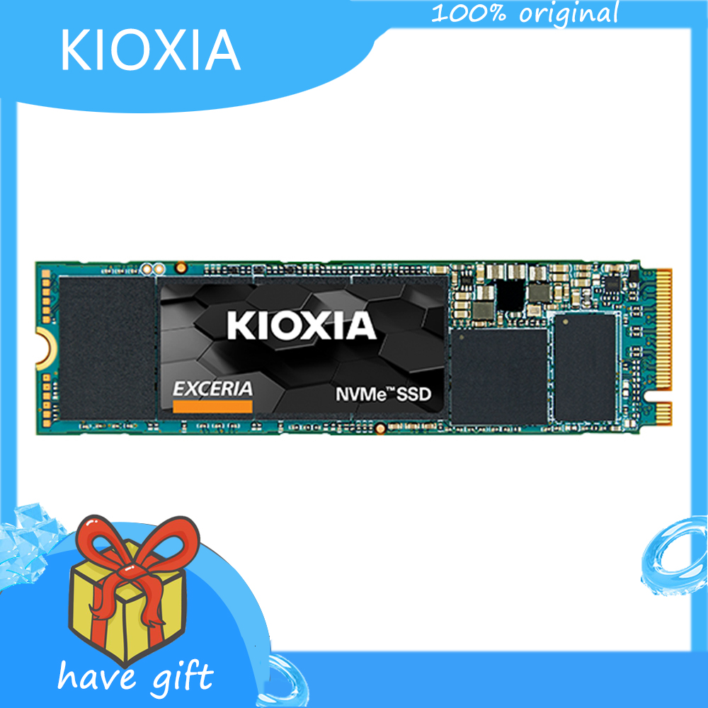 Оригинальный Kioxia RC10 SSD 250 ГБ 500 ГБ 1 ТБ Внутренний твердотельный накопитель NVMe.M2 интерфейс EXCERIA NVMe серия