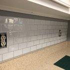 10 PCS White Subway ...