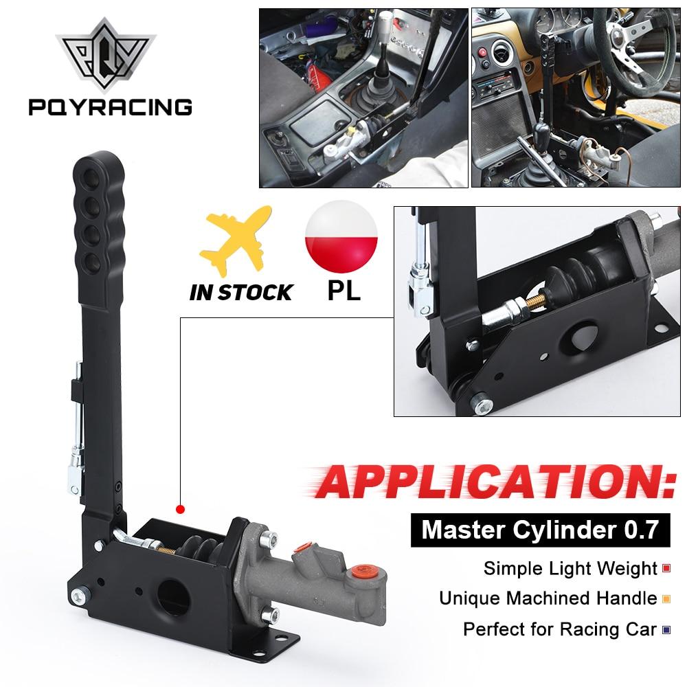 PQY-Гидравлический ручной тормозной главный цилиндр 0,70, вертикальный профессиональный тип, тип WRC, Дрифтинг гоночный PQY3631