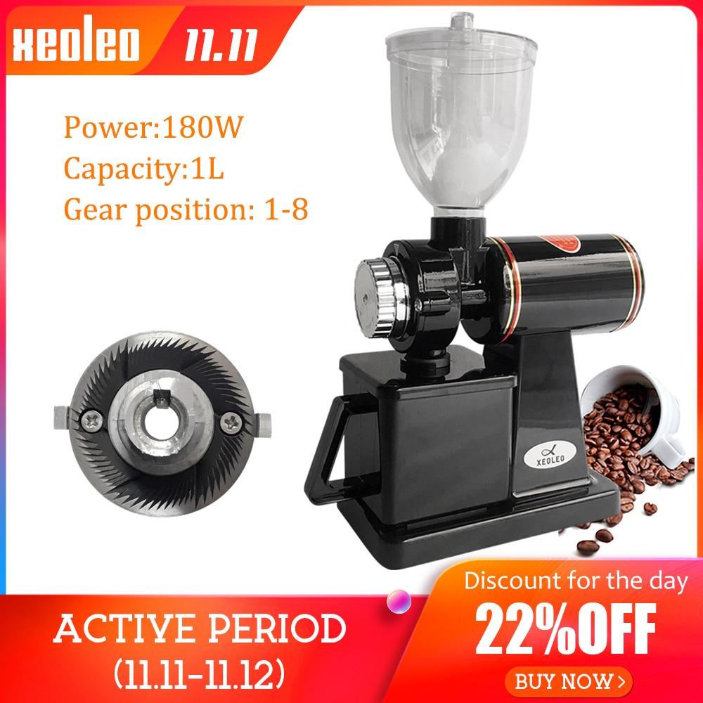 Xeoleo Electric <font><b>Coffee</b></font> <font><b>grinder<