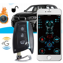 Alarm-System Cardot 4g Car-Engine Remote-Start-Stop Mobile-App Gps-Control