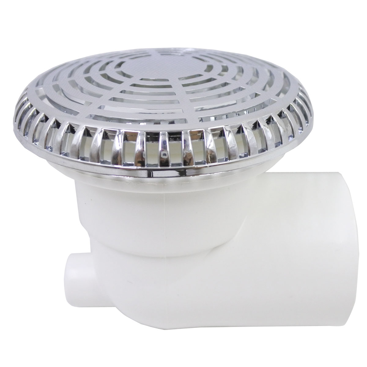 96mm Massage Tub Water Suctions,Chrome-plated Surface Spider Shape,spa Massage Tub Accessories