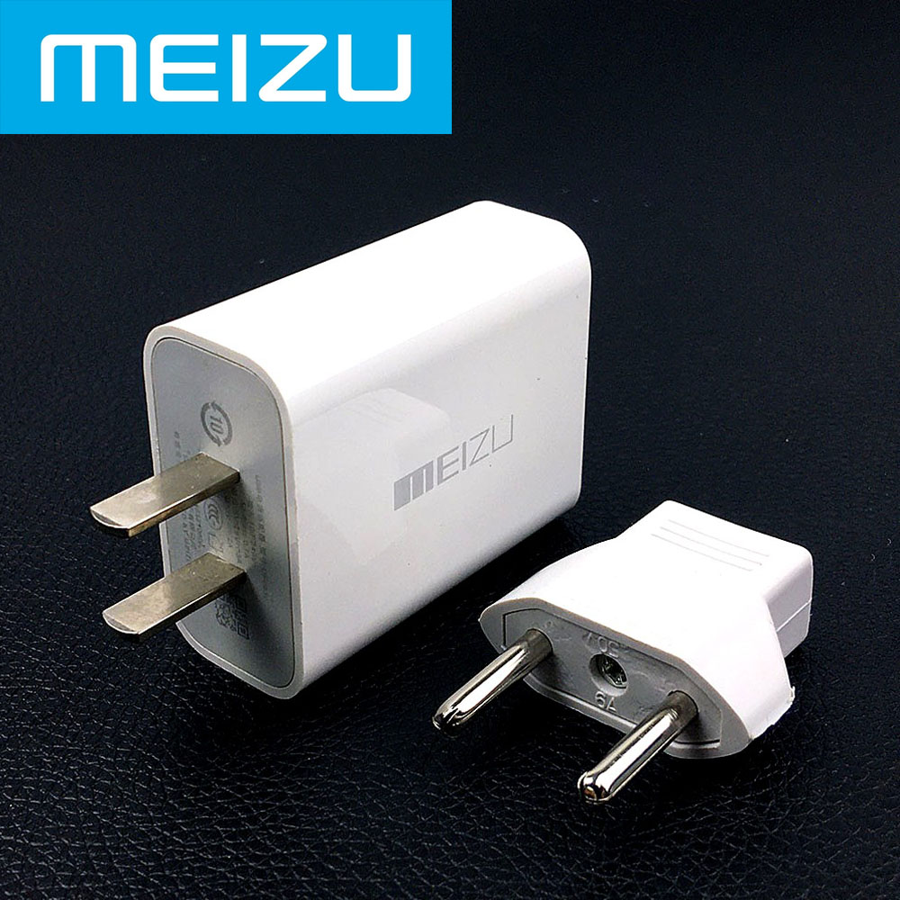 Original <font><b>meizu</b></font> 16th Fast Charger For <font><b>meizu</b></font> 15 <font><b>16</b></font> 16x m5 m6 m7 note <font><b>pro</b></font> 5 6 7 plus m5s m6s mx4 mx5 mx6 mx 12v/2A Charge adapter image