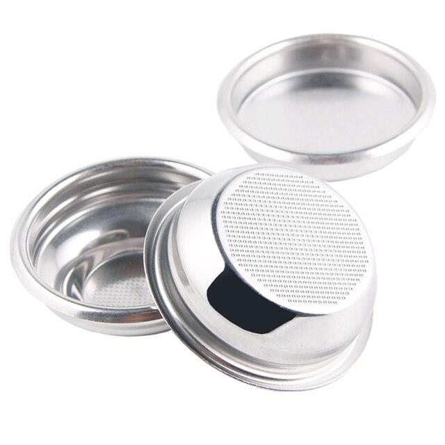 304 Paslanmaz Çelik 3lü Basınçsız Filtre Seti 58mm Single Double ve Kör Filtre   3