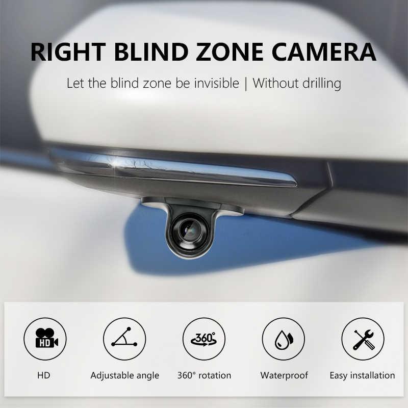 ミニ CCD Coms HD ナイトビジョン 360 度回転車のリアビューカメラ、フロントカメラ正面側逆転バックアップカメラ