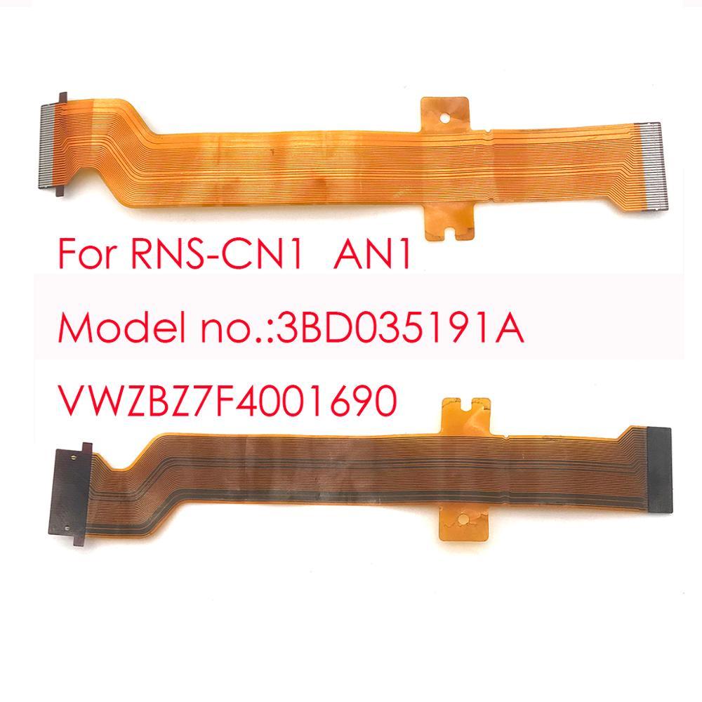 Cabo fpc original para RNS-CN1 an1 3bd035191a carregador do carro display lcd