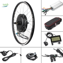 Wheel-Hub-Motor-Set Conversion-Kit Ebike Front 26inch Electric 1500W/1000W 48V
