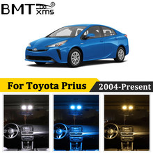 BMTxms 11Pcs Canbus Para Toyota Prius 20 30 40 50 NHW20 ZVW30 ZVW40 ZVW50 ZVW51 ZVW55 2004-Presente Do Carro LEVOU Luz Interior