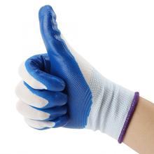 Gloves For Home Household Gloves 1Pair Non-slip Waterproof L