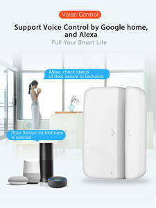 Window-Sensor Magnetic-Detector Door Smart-Wifi Alexa Amazon Tuya Work with App-Control