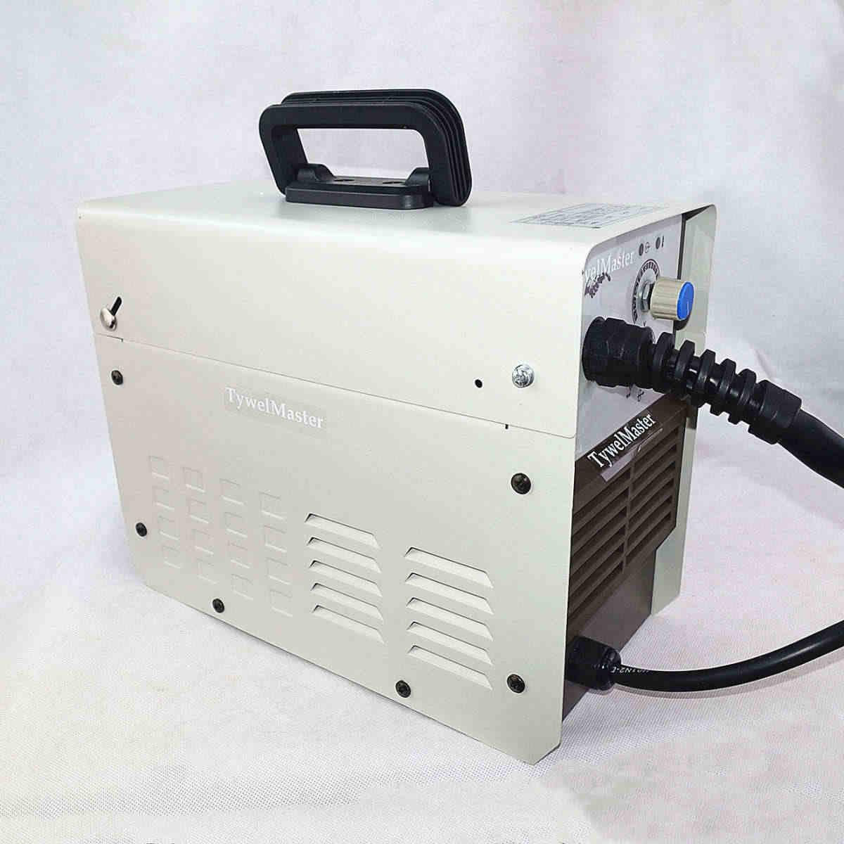 Gasless MIGเชื่อมเครื่อง 120A 230Vอินเวอร์เตอร์IGBT 1 กิโลกรัมSPOOL Self SHIELD E71T-GS Cored Arcลวดไม่มีแก๊สMIGเครื่องเชื่อม