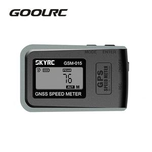 Image 1 - GOOLRC GSM 015 GNSS GPS Speed Meter für RC Drohnen FPV Multirotor Quadcopter Flugzeug Hubschrauber RC Auto RC Teil Spielzeug Für RC Liebhaber