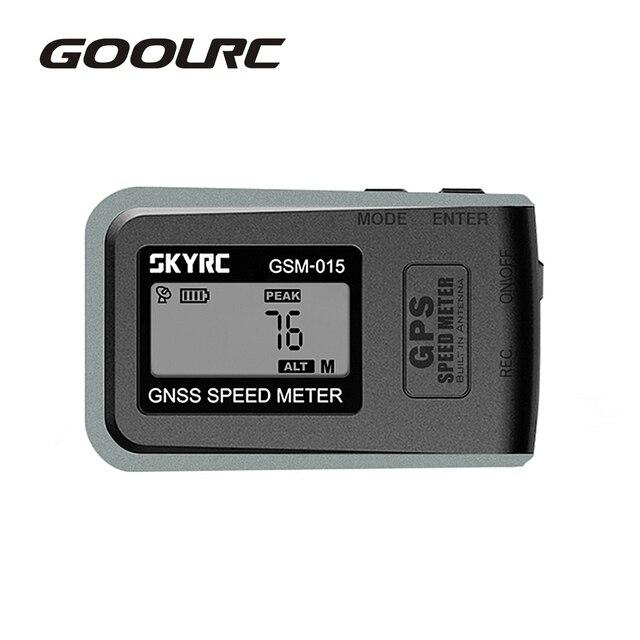 GOOLRC GSM 015 GNSS GPS Speed Meter für RC Drohnen FPV Multirotor Quadcopter Flugzeug Hubschrauber RC Auto RC Teil Spielzeug Für RC Liebhaber