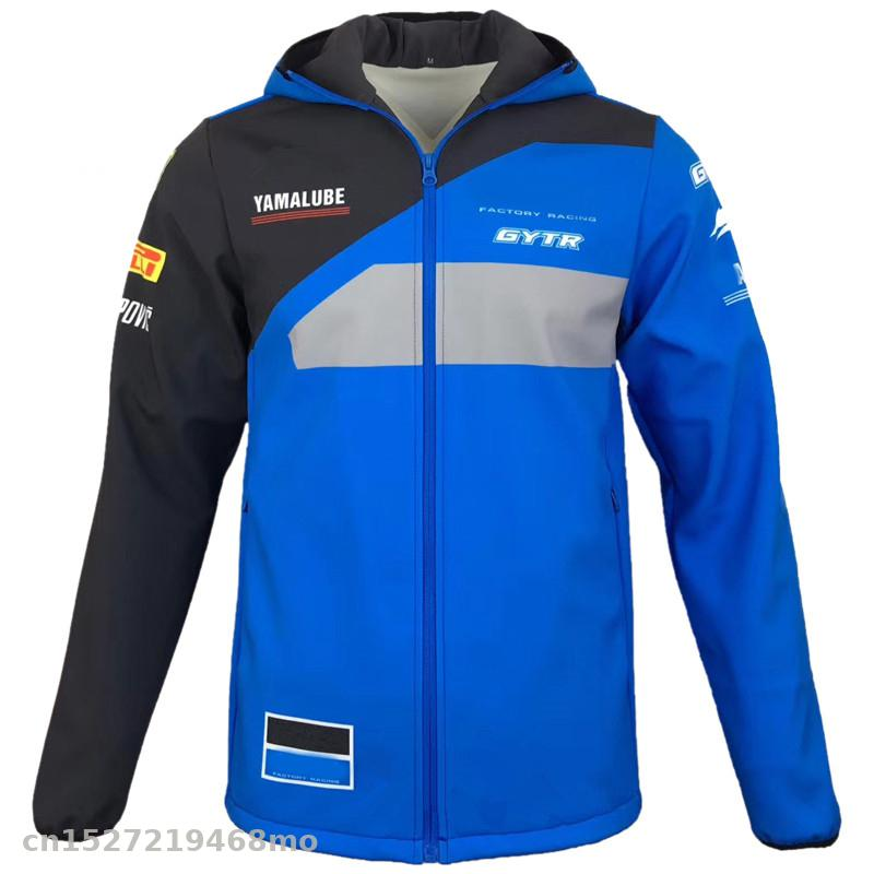 2020 Motorcycle Jackets Racing Team For FACTORY RACING GYTR Jacket Outdoor Sports Softshell Windproof Warm Go Pro Jacket