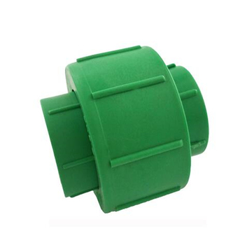 PPR Green Full Plastic Live Joint 20 25 32 Environmental Protection Tasteless Movable Cold And Hot Water Pipe Fittings
