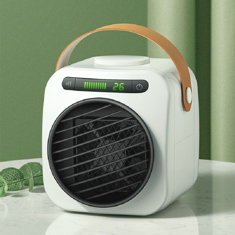 Mini <font><b>usb</b></font> air conditioner <font><b>fan</b></font> cooler mute energy saving refrigerator small <font><b>fan</b></font> small air conditioner dormitory emf sleep image