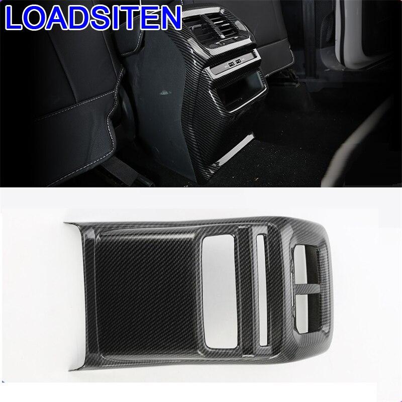 Modificato Automovil Cromo Finestra Maniglia Della Porta Sistema di Controllo di Tazza Interna Striscia di Adesivo Car Styling 18 19 PER Volkswagen Tharu