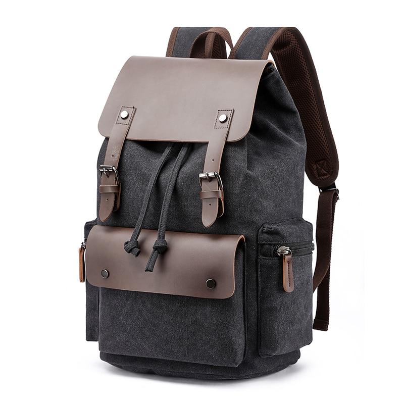 Fashion Men Backpack Travel Mochila Escolar Laptop Plecak Bolsos Para Mujer School Bag Pack Zaino Donna Sac A Dos Homme Torba