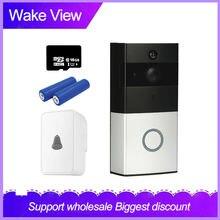 Видеодомофон wakeview 1080p wi fi ночное видение