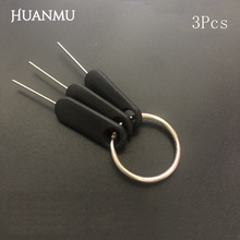 3Pcs Sim Card Tray Ejector Eject Pin Key ABS Remov